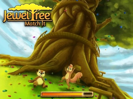 Постер к Jewel Tree: Match It (2016)
