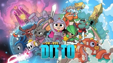 Постер к The Swords of Ditto (2018)