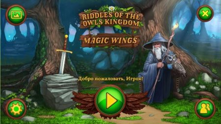 Постер к Riddles of the Owls Kingdom 2: Magic Wings (2018)
