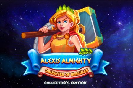 Постер к Alexis Almighty: Daughter of Hercules Collector's Edition (2020)