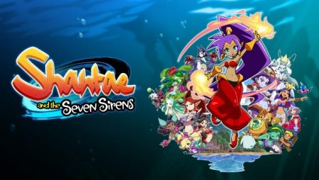 Постер к Shantae and the Seven Sirens (2020)