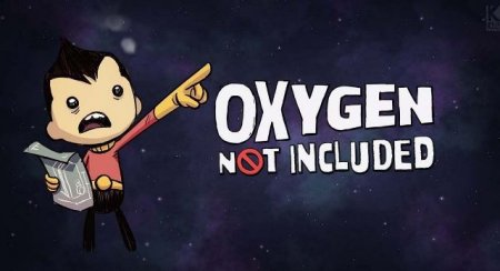 Постер к Oxygen Not Included (2017)