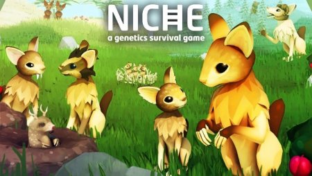 Постер к Niche - a genetics survival game (2019)
