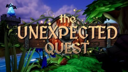 Постер к The Unexpected Quest (2020)
